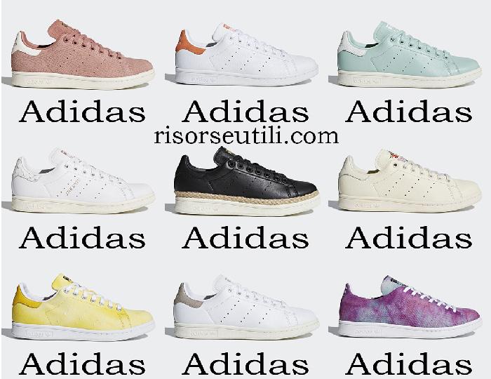adidas stan smith frühjahr - sommer - schuhe für frauen