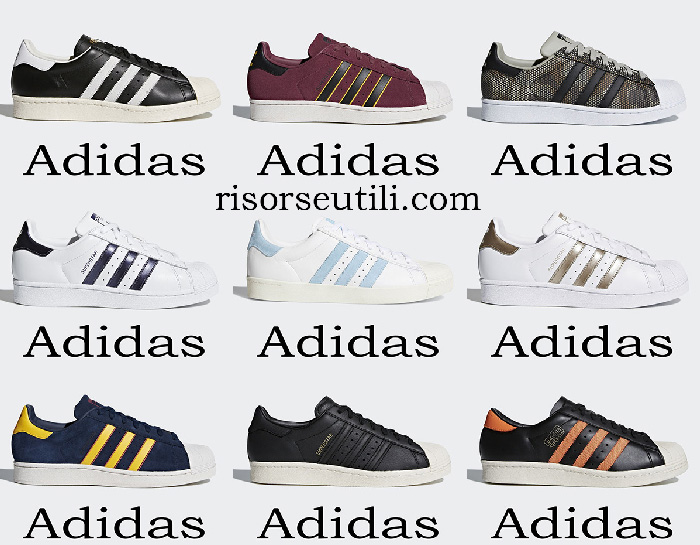 Adidas Superstar Spring Summer Shoes For Men