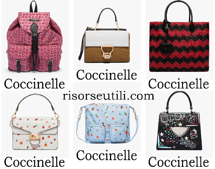 Bags Coccinelle Spring Summer New Arrivals For Women