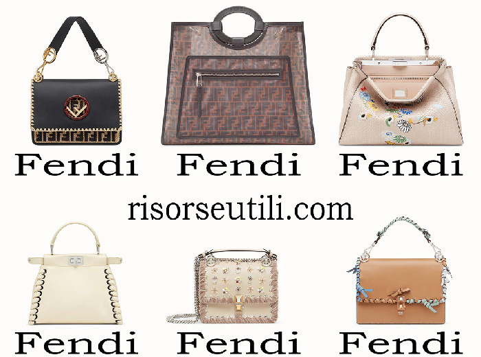 Bags Fendi Spring Summer New Arrivals For Women