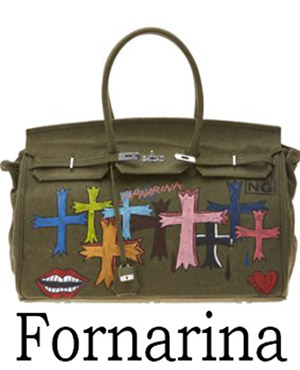 Bags Fornarina Spring Summer 2018 For Women News
