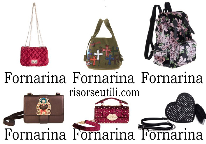 Bags Fornarina Spring Summer New Arrivals For Women