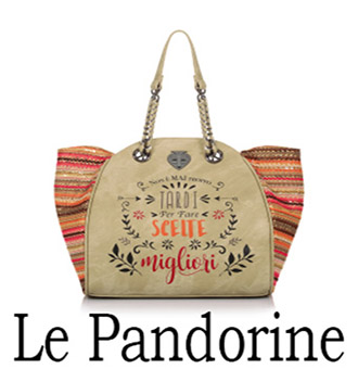 Bags Le Pandorine Spring Summer 2018 For Women News