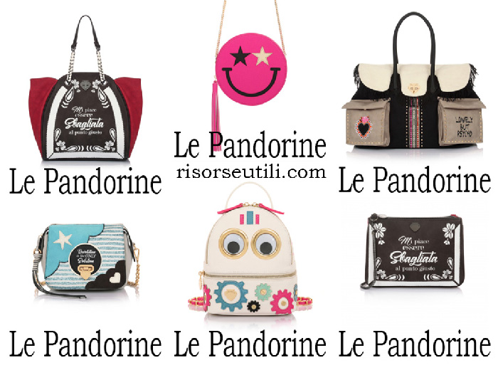 Bags Le Pandorine Spring Summer New Arrivals For Women