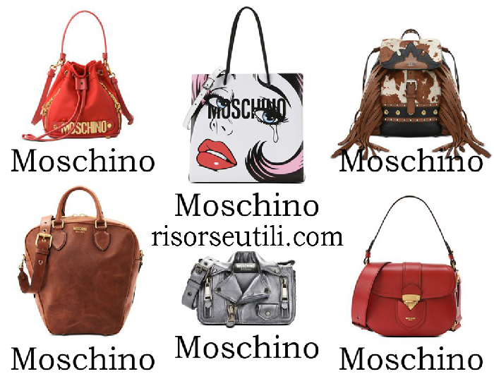 Bags Moschino Spring Summer New Arrivals For Women