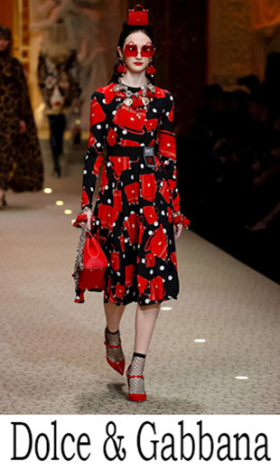 Brand Dolce Gabbana Fall Winter For Women clothing