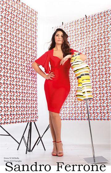 Catalogo Sandro Ferrone 2018 Curvy Dresses 2