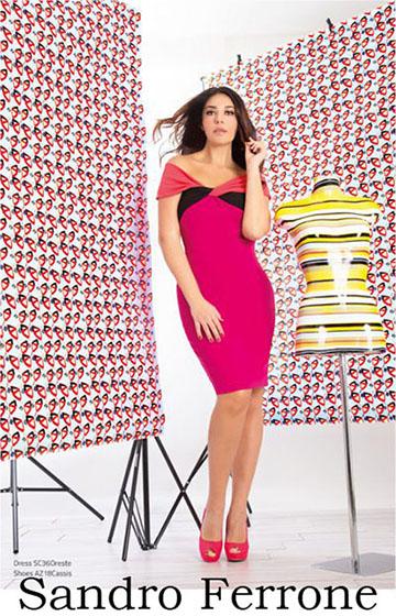 Catalogo Sandro Ferrone Dresses Spring Summer 2