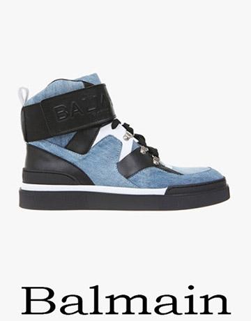 Clothing Balmain Sneakers Spring Summer For Men