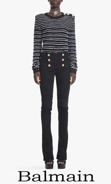 Clothing Balmain Spring Summer 2018 Jeans Women