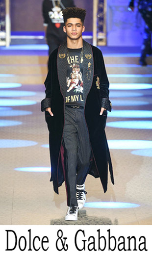 Clothing Dolce Gabbana Fall Winter 2018 2019 For Men