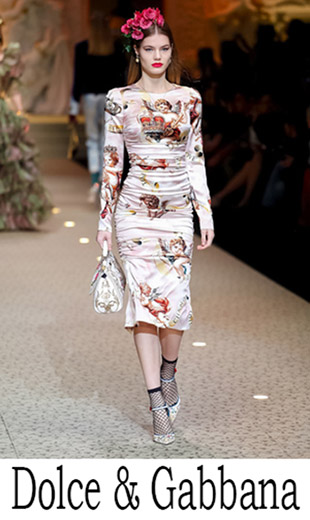 Clothing Dolce Gabbana Fall Winter 2018 2019 For Women