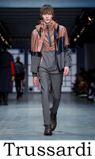 Clothing Trussardi Fall Winter 2018 2019 For Men News
