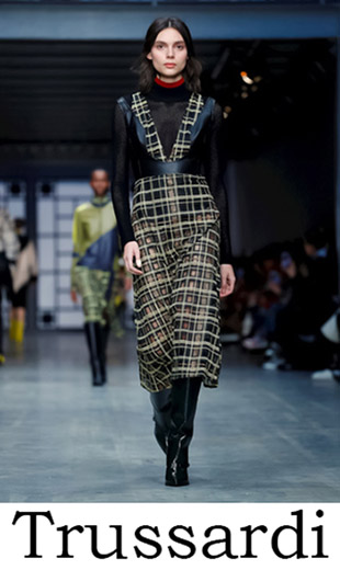 Clothing Trussardi Fall Winter 2018 2019 News For Women