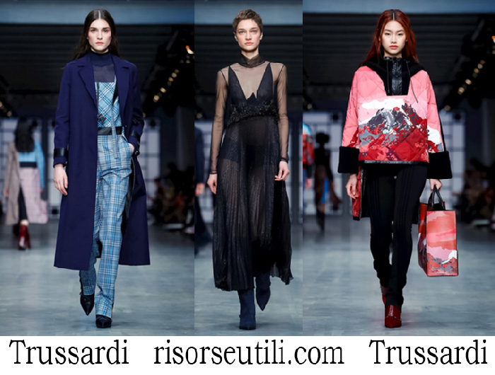 Clothing Trussardi Fall Winter Fashion For Women