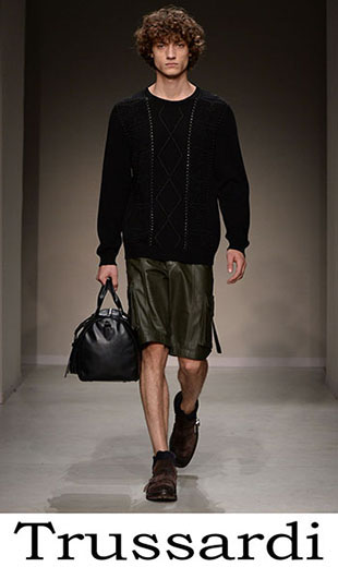 Clothing Trussardi Spring Summer 2018 For Men News