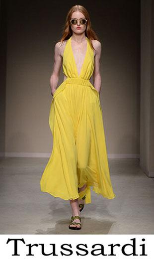 Clothing Trussardi Spring Summer 2018 For Women News