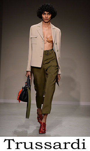 Clothing Trussardi Spring Summer 2018 For Women