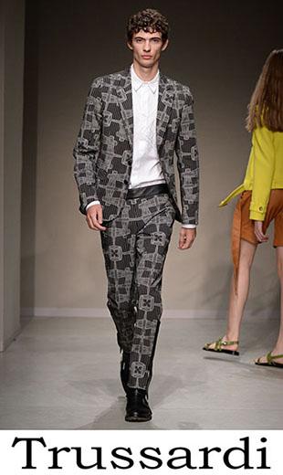 Clothing Trussardi Spring Summer 2018 News For Men