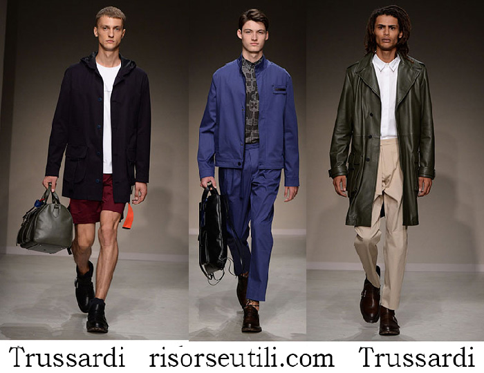 Clothing Trussardi Spring Summer Lifestyle For Men