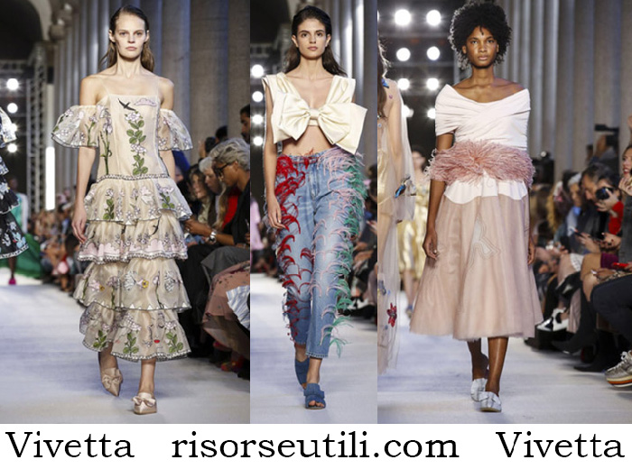 Clothing Vivetta Spring Summer New Arrivals For Women