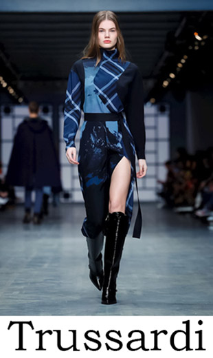 Fashion Trussardi Fall Winter 2018 2019 For Women