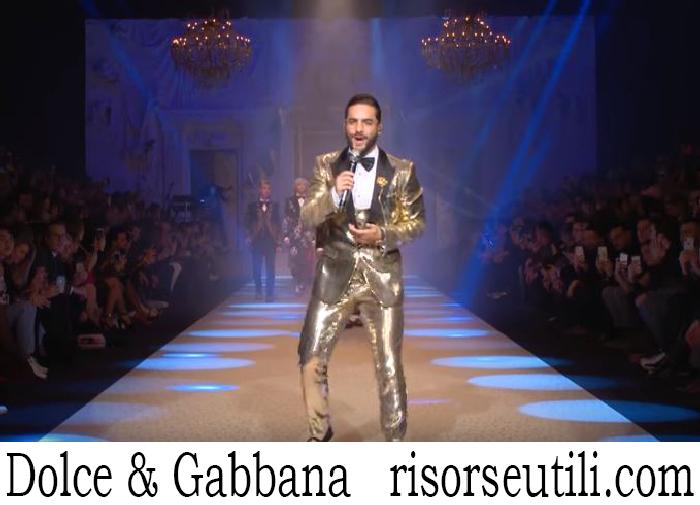 Fashion Show Dolce Gabbana For Men Fall Winter 2018 2019