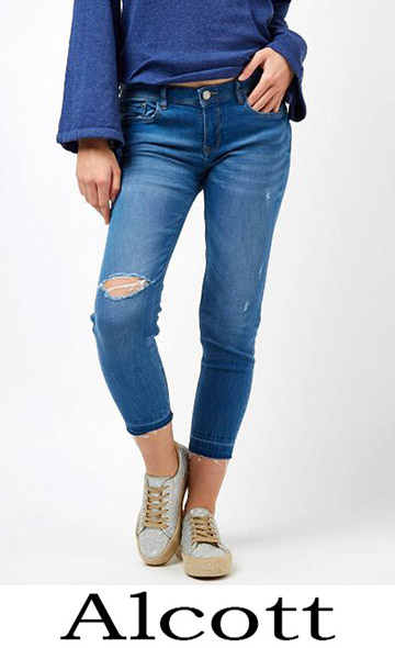 Fashion Trends Alcott Denim 2018 For Women