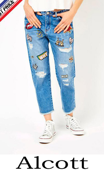 Fashion Trends Alcott Jeans 2018 For Women