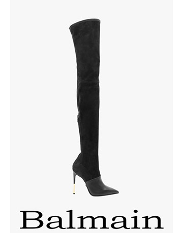 Fashion Trends Balmain Boots 2018 For Women