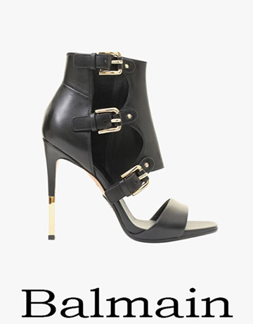 Fashion Trends Balmain Footwear 2018 For Women