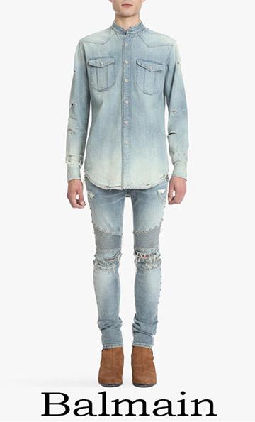 Fashion Trends Balmain Jeans 2018 For Men