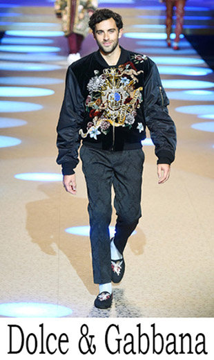 Fashion Trends Dolce Gabbana Clothing For Men Fall Winter