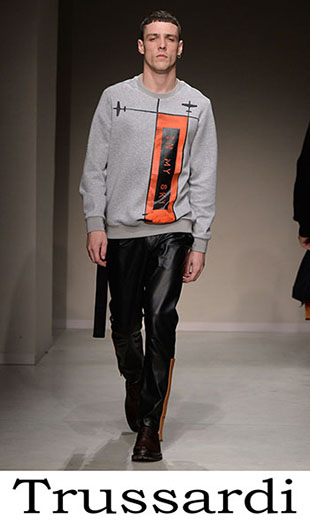 Fashion Trends Trussardi Clothing For Men 2018