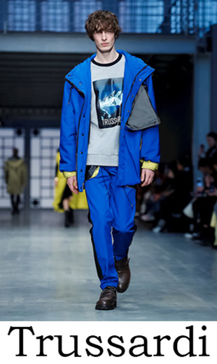 Fashion Trends Trussardi Clothing For Men Fall Winter