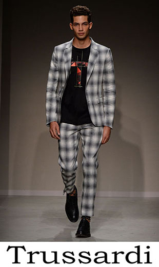 Fashion Trends Trussardi Clothing For Men Spring Summer
