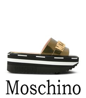 Footwear Moschino Spring Summer For Women