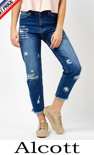 Jeans Alcott 2018 Spring Summer For Women