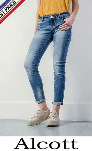 Jeans Alcott Spring Summer 2018 For Women