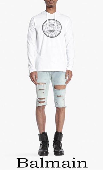 Jeans Balmain 2018 New Arrivals For Men