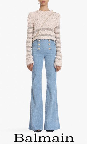 Jeans Balmain 2018 New Arrivals For Women