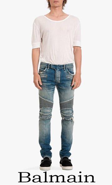 Jeans Balmain Spring Summer 2018 For Men
