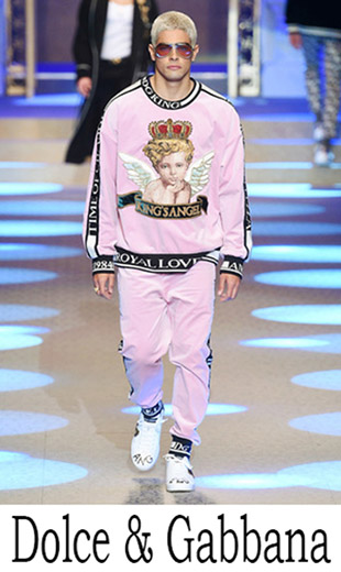 Lifestyle Dolce Gabbana  Fall Winter Clothing For Men