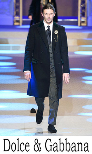 Lifestyle Dolce Gabbana  Fall Winter For Men