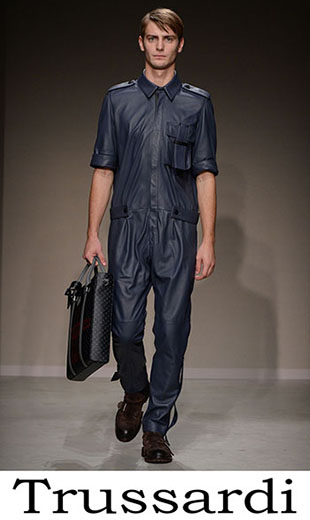 Lifestyle Trussardi Spring Summer Clothing For Men
