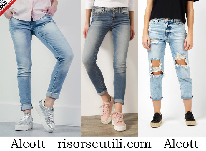 New Arrivals Alcott Jeans Spring Summer For Women