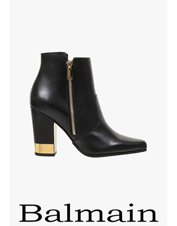 New Arrivals Balmain Boots For Women 2018