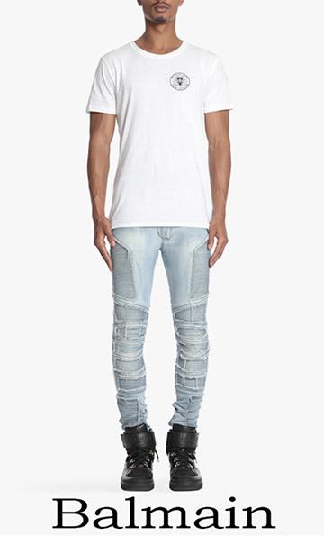 New Arrivals Balmain Jeans For Men 2018
