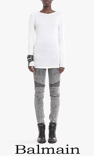 New Arrivals Balmain Jeans For Women 2018