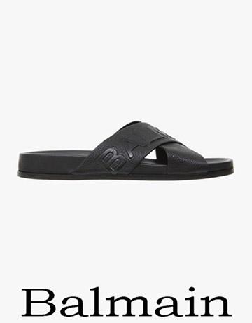 New Arrivals Balmain Shoes For Men 2018
